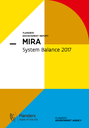 System Balance 2017: Environmental challenges for the energy, mobility and food systems in Flanders