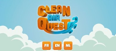 image online game Clean Air Quest