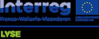 Interreg France-Wallonie-Vlaanderen LYSE logo