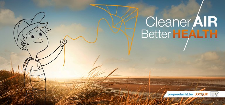 cleaner air banner
