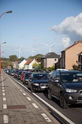 Zuivere lucht - fileleed & windmolens