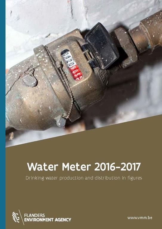 Water meter 2016
